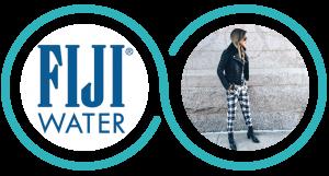 Fiji Water + Fashion Blogger