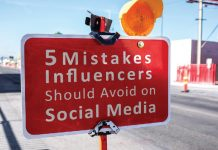 5 Mistakes Influencers Should Avoid On Social Media